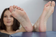 small preview pic number 5 from set 860 showing Allyoucanfeet model Chris