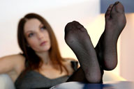 small preview pic number 2 from set 861 showing Allyoucanfeet model Chris
