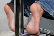 small preview pic number 2 from set 863 showing Allyoucanfeet model Natascha