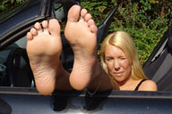 small preview pic number 3 from set 866 showing Allyoucanfeet model Kesia