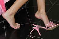 small preview pic number 1 from set 867 showing Allyoucanfeet model Ellen