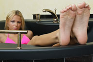 small preview pic number 6 from set 867 showing Allyoucanfeet model Ellen