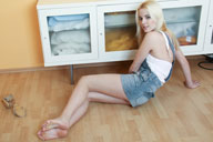 small preview pic number 4 from set 874 showing Allyoucanfeet model Silvi