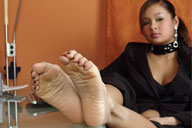 small preview pic number 5 from set 875 showing Allyoucanfeet model Jing