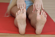 small preview pic number 1 from set 877 showing Allyoucanfeet model Eva
