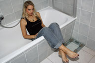 small preview pic number 1 from set 887 showing Allyoucanfeet model Madeleine