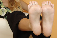 small preview pic number 4 from set 891 showing Allyoucanfeet model Tina