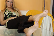 small preview pic number 5 from set 891 showing Allyoucanfeet model Tina