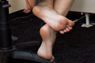 small preview pic number 4 from set 893 showing Allyoucanfeet model Isi
