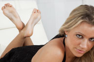 small preview pic number 6 from set 896 showing Allyoucanfeet model Janine