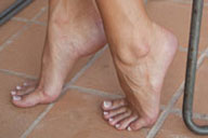 small preview pic number 3 from set 911 showing Allyoucanfeet model Cathy