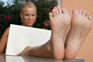 small preview pic number 5 from set 911 showing Allyoucanfeet model Cathy
