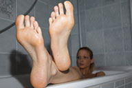 small preview pic number 1 from set 916 showing Allyoucanfeet model Djana