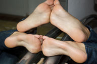 small preview pic number 6 from set 926 showing Allyoucanfeet model Lena