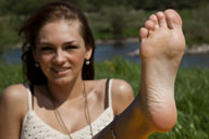 small preview pic number 2 from set 936 showing Allyoucanfeet model Tara