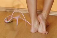 small preview pic number 2 from set 951 showing Allyoucanfeet model Kiro