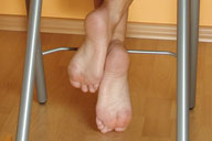 small preview pic number 4 from set 951 showing Allyoucanfeet model Kiro