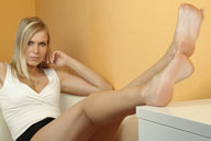 small preview pic number 4 from set 953 showing Allyoucanfeet model Insa