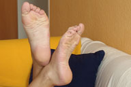 small preview pic number 2 from set 955 showing Allyoucanfeet model Kesia
