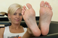 small preview pic number 6 from set 956 showing Allyoucanfeet model Candy
