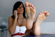 small preview pic number 6 from set 958 showing Allyoucanfeet model Gina