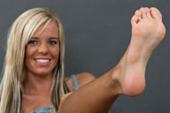 small preview pic number 2 from set 964 showing Allyoucanfeet model Jolina