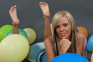 small preview pic number 5 from set 964 showing Allyoucanfeet model Jolina