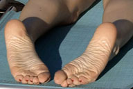 small preview pic number 3 from set 978 showing Allyoucanfeet model Chris