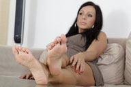 small preview pic number 4 from set 986 showing Allyoucanfeet model Valerie