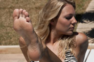 small preview pic number 6 from set 997 showing Allyoucanfeet model Chrissi
