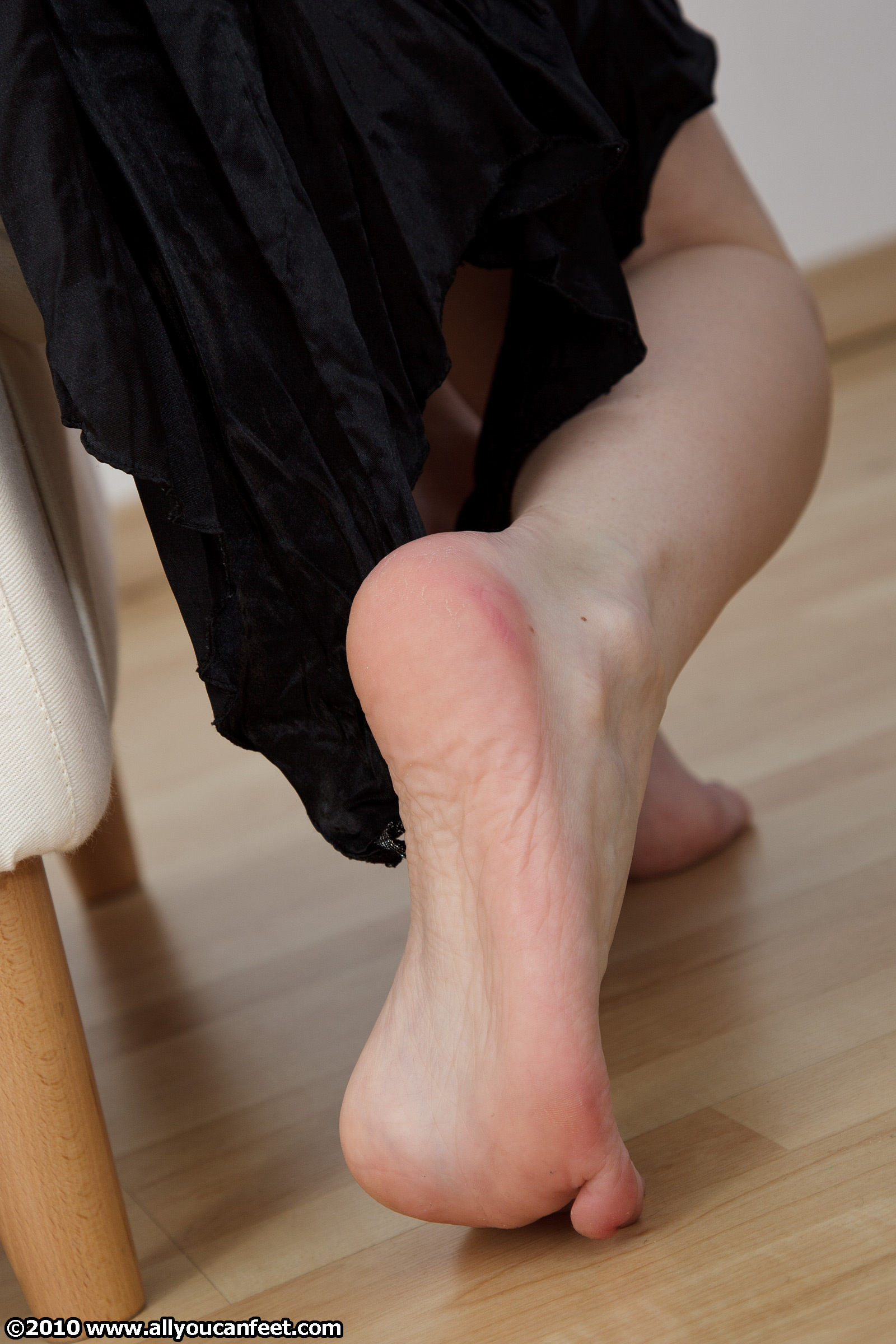 Get Your Fill Of Fantastic Footsies Today At 'All You Can Feet ...